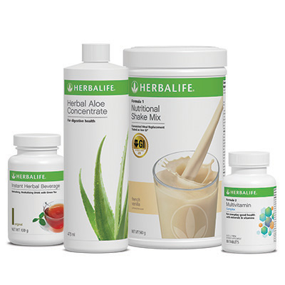 Herbalife Healthy Breakfast Pack
